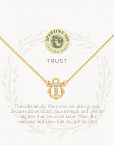 SLV Trust Necklace - Anchor