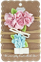 Load image into Gallery viewer, Mini Bow Headband Set