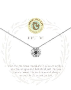 SLV Just Be Necklace - Sea Urchin