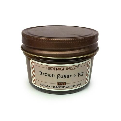 Brown Sugar & Fig - Pint Jar
