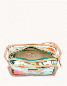Clarissa Stadium Clear Crossbody