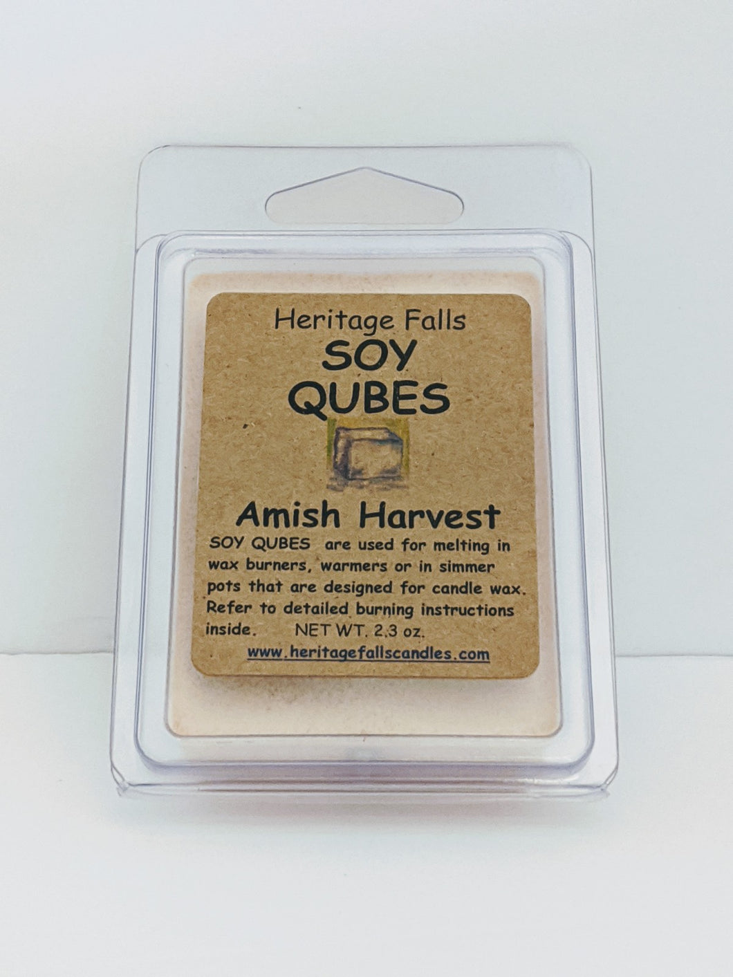 Amish Harvest - Qubes