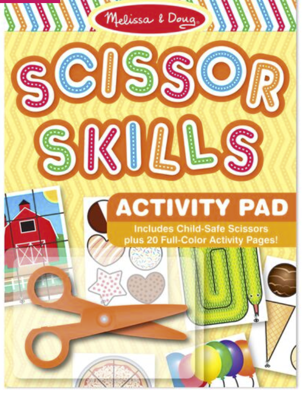 Scissor Skills - Games & Shapes