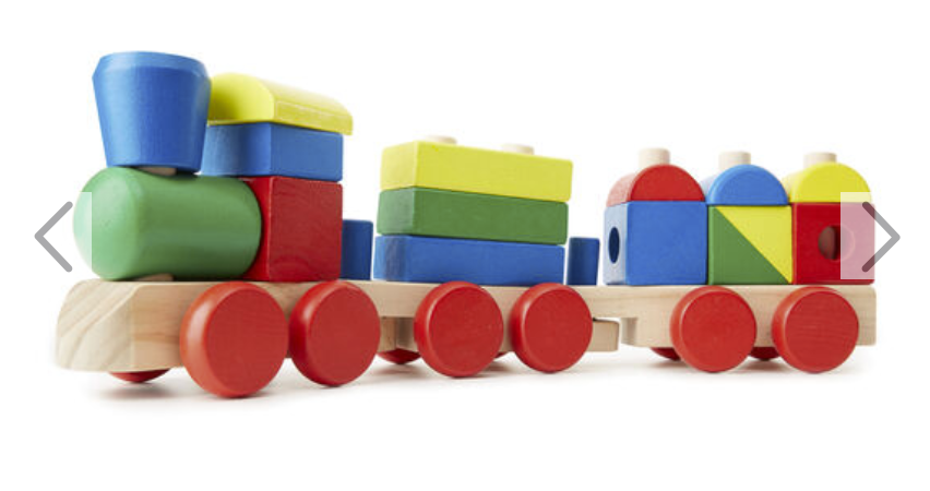 Stacking Train - 2+ Yrs