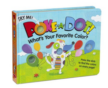 Load image into Gallery viewer, Poke-A-Dot Books
