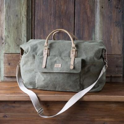 Traveler's Duffle Bag