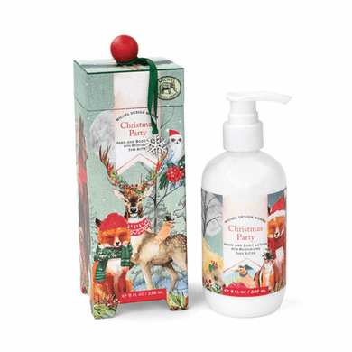 Hand & Body Lotions - Holiday