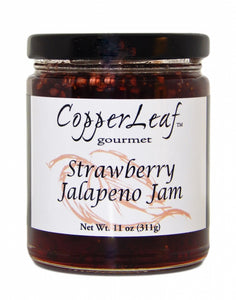 Strawberry Jalapeno Jam 11oz