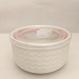 "Storage Bowl w/Lid 5"" - Sahara"