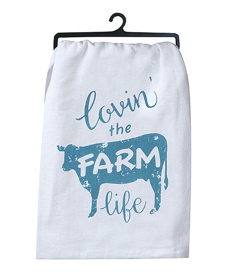 Lovin the Farm Life Flour Sack Towel
