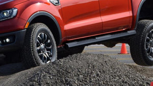 OCTA Series Nerf Bar (2019+ Ford Ranger)