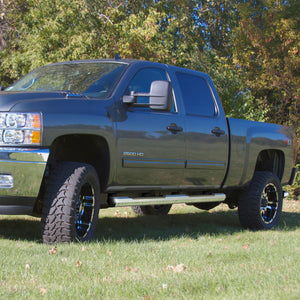 OCTA Series Nerf Bar (07-13 Chevy Silverado/Sierra 1500 Gas)