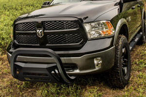 OCTA Series Bull Bar (09-18 RAM 1500 excluding Rebel) - Black Powdercoated Stainless Steel - PATENTED
