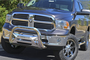 OCTA Series Bull Bar (09-18 RAM 1500 excluding Rebel) - Polished Stainless Steel