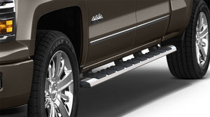 Chrome T3 Running Board