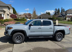 OCTA Series Nerf Bar (2016+ Toyota Tacoma Double Cab)