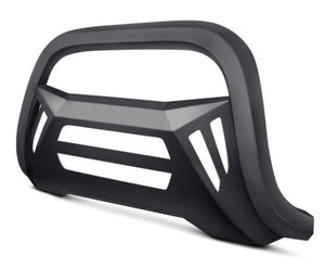 OCTA Series Bull Bar (04-19 F-150 excluding Raptor) - Black Powdercoated Stainless Steel - PATENTED
