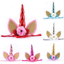 Magical Unicorn Horn  Headband