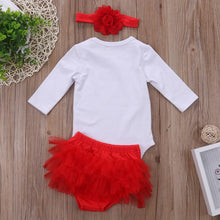 Baby Long Sleeve Romper with Ruffled Bottoms