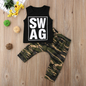 Boy 2Pcs Pants Set