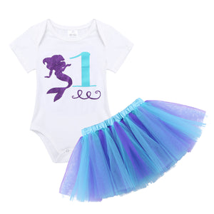 Mermaid tutu 1
