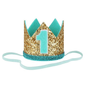 Boy and Girl Crowns