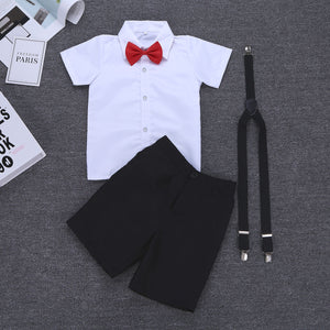 Boy Suspenders set