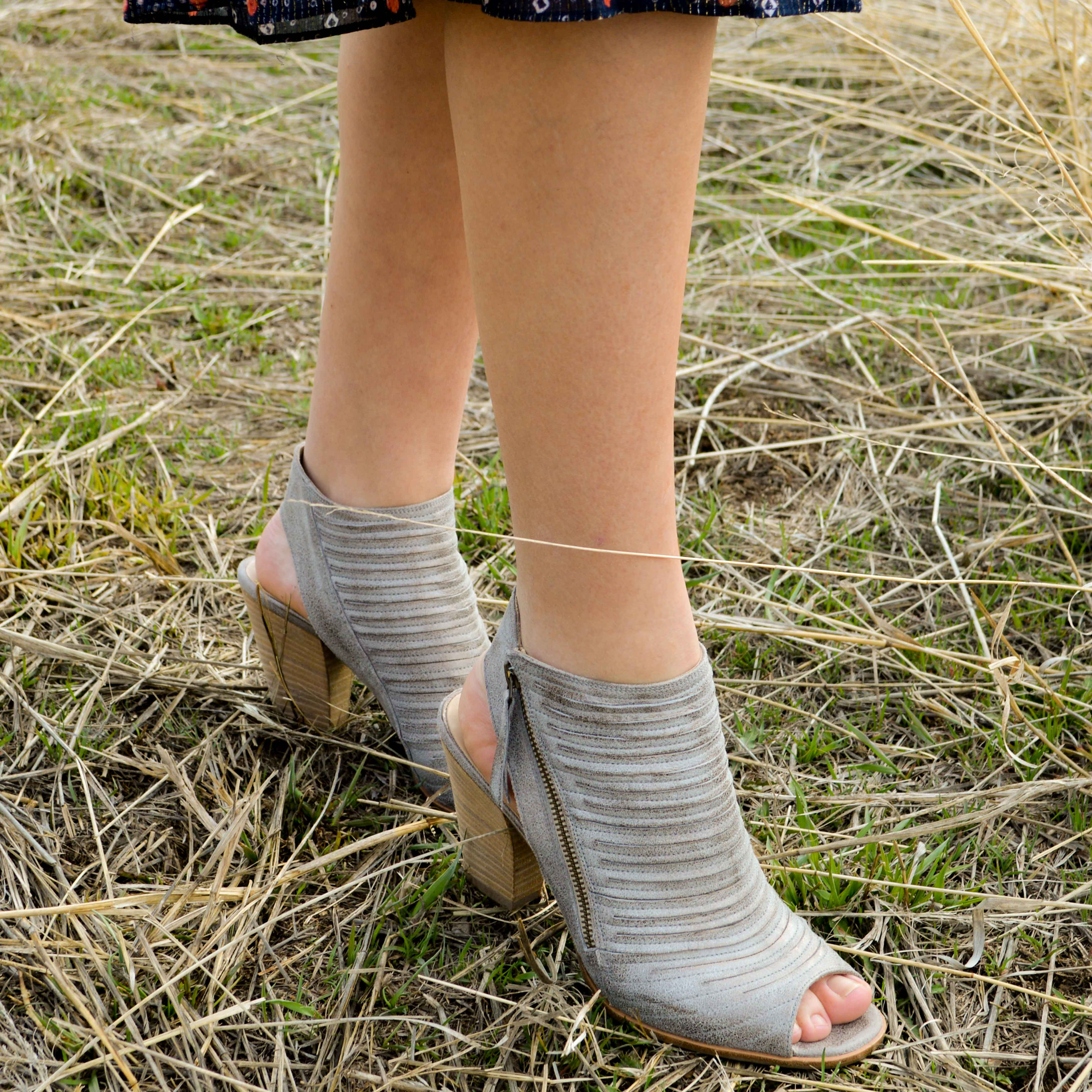 Cayanne Heeled Sandal