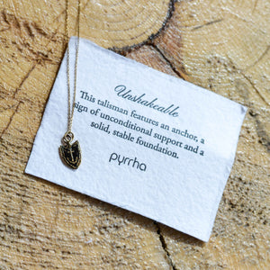 Unshakeable Necklace