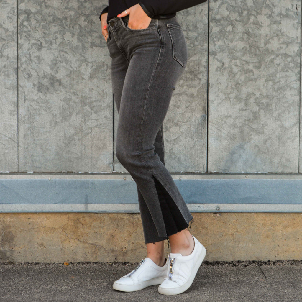 Le Crop Mini Boot