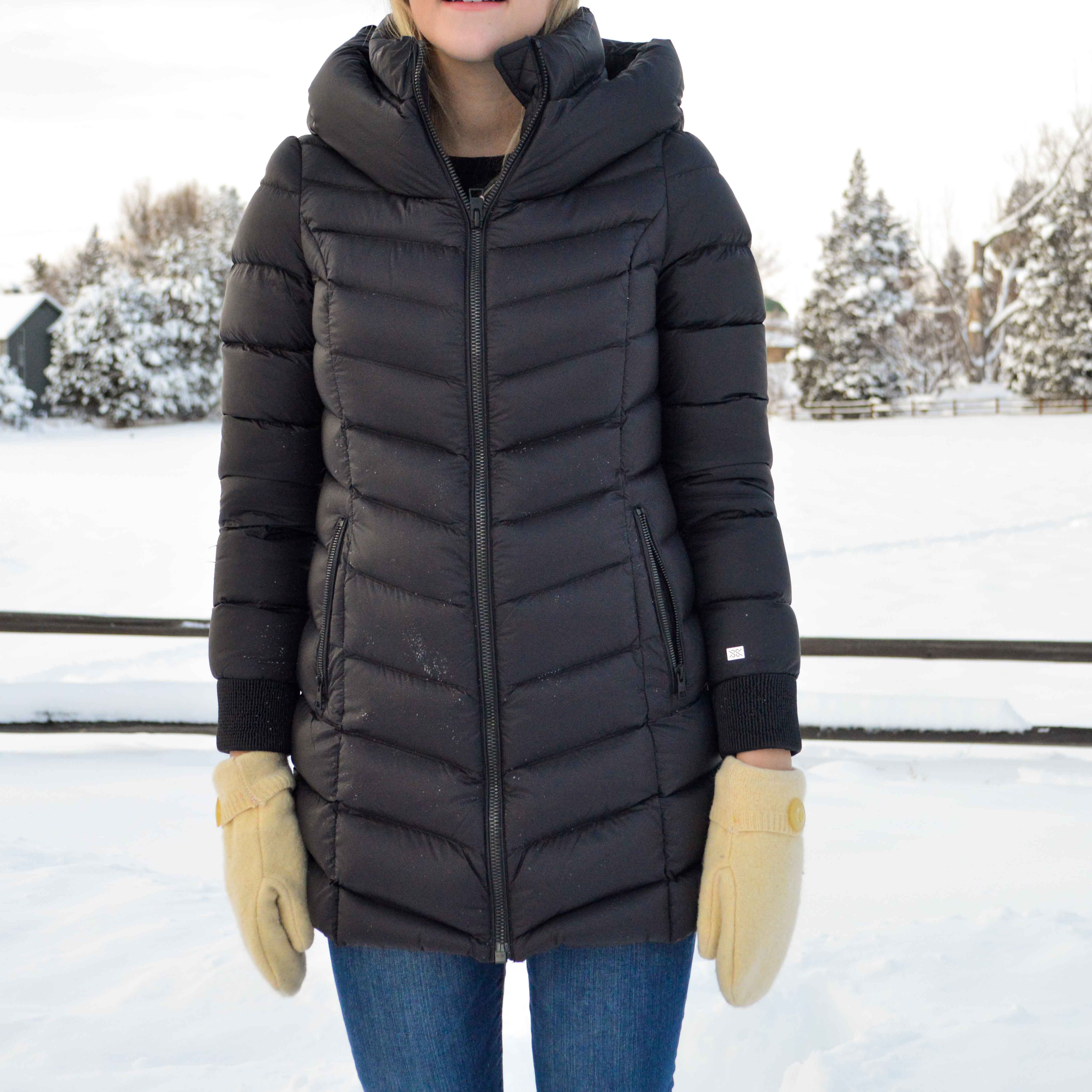 Alanis Down Jacket