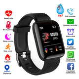 Smartwatch Fitness Plus - Smartwatch Frequencia Cardíaca - Smartwatch Fitness - Decoramais