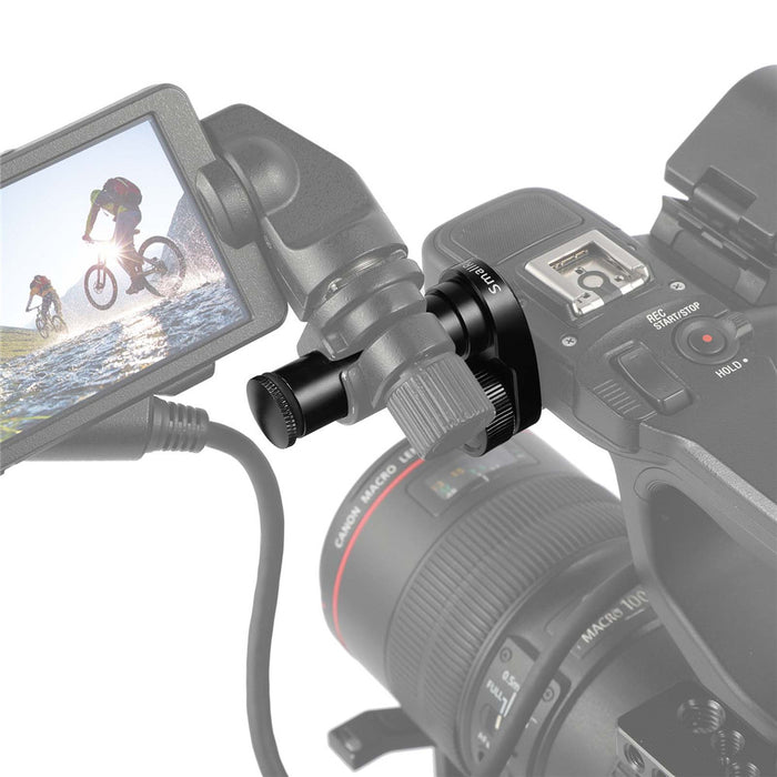 SmallRig Sony PXW-FS5 Camcorder LCD-Bildschirm Mounting Klemmung Adapter 1831