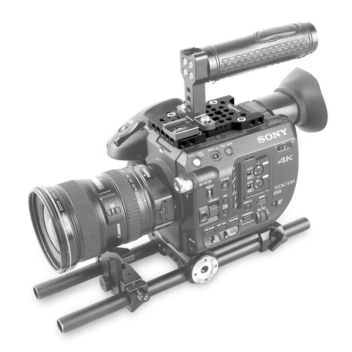 SmallRig Sony FS5 Integral Cheese obere Kameraplatte 1852