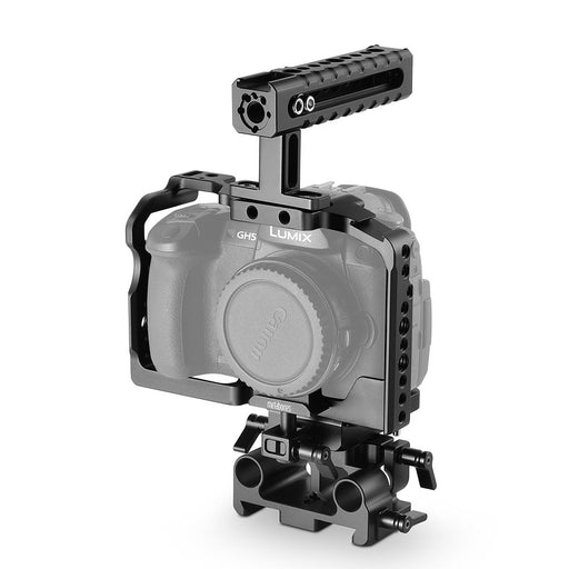 SmallRig Cage Kit für Panasonic Lumix GH5 / GH5S 2051