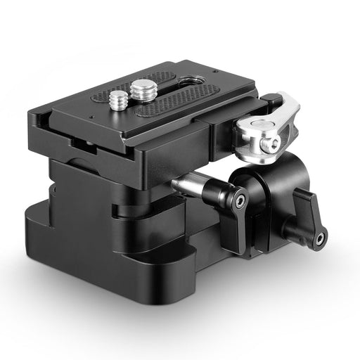 SmallRig Universale Basisplatte mit 15mm Rail Support System 2092