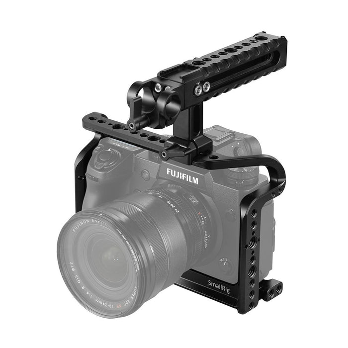 SmallRig Fujifilm X-H1 Cage mit Nato Top Handle 2135