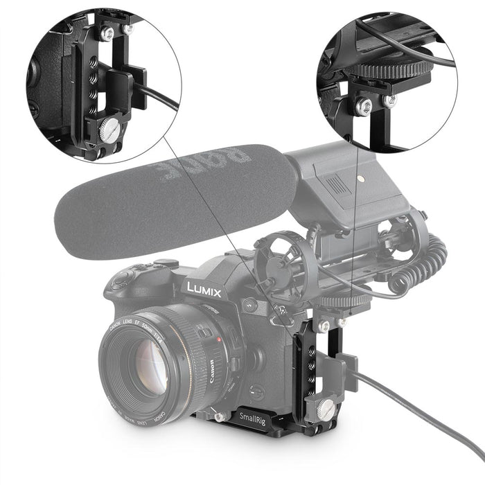 SmallRig L-Bracket für Panasonic Lumix G9 2191