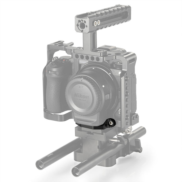 SmallRig Objektivadapter-Support für Nikon FTZ Mount Adapter 2244