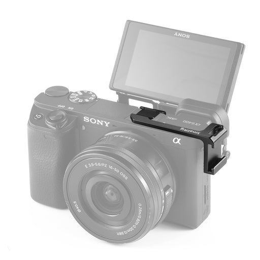 SmallRig Cold Shoe-Adapter (links) für Sony A6000/A6300/A6400/A6500 2342