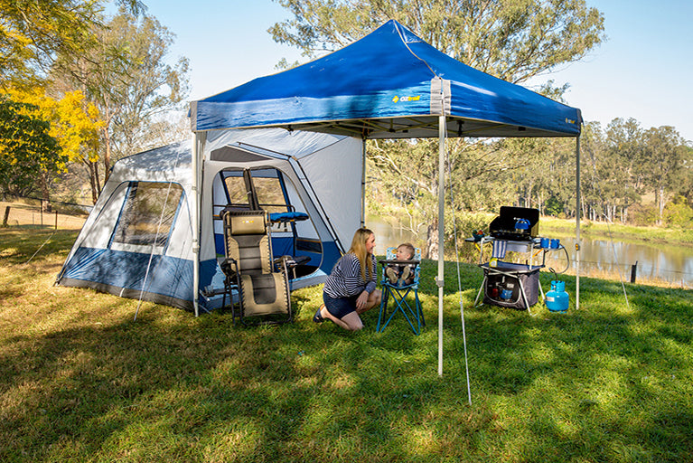 How to choose a gazebo for camping