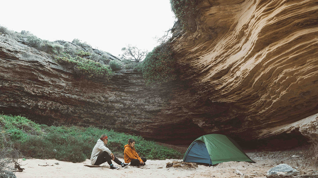 Best walk-in campsite spots