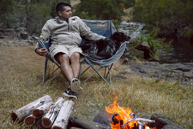 Pet-Friendly Campsites in Queensland