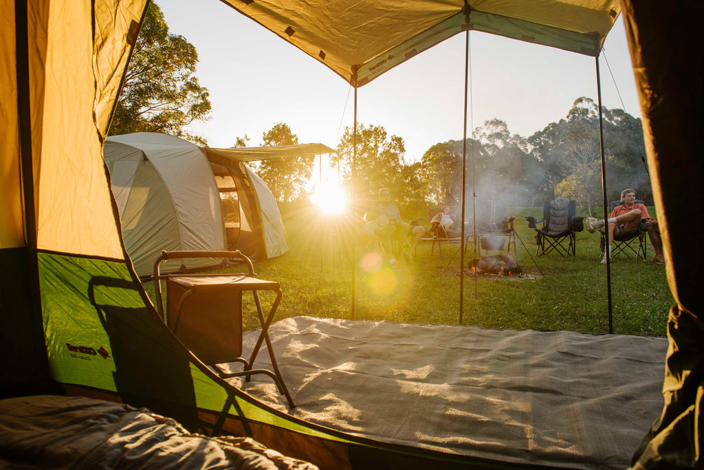 Lessons learnt from over [100] camping trips
