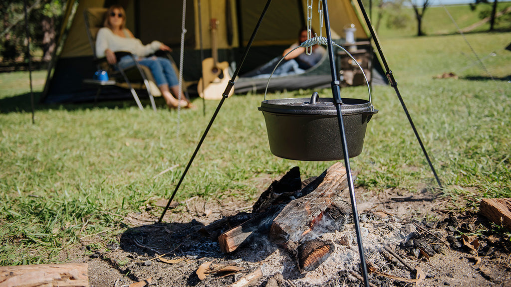 Foods that taste better when cooked over a camp fire