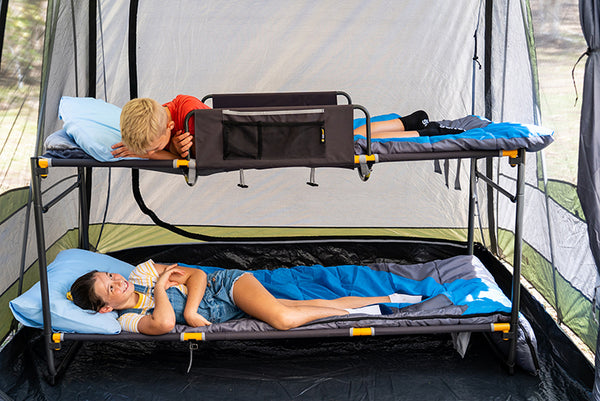 Choosing A Camp Bed