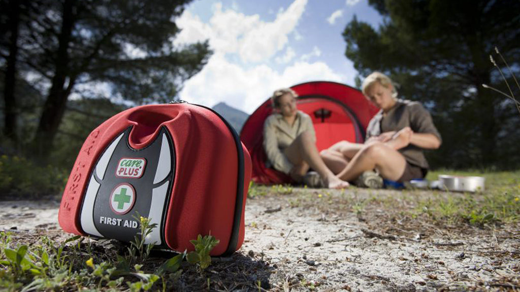 Checklist for Camping First Aid Kit