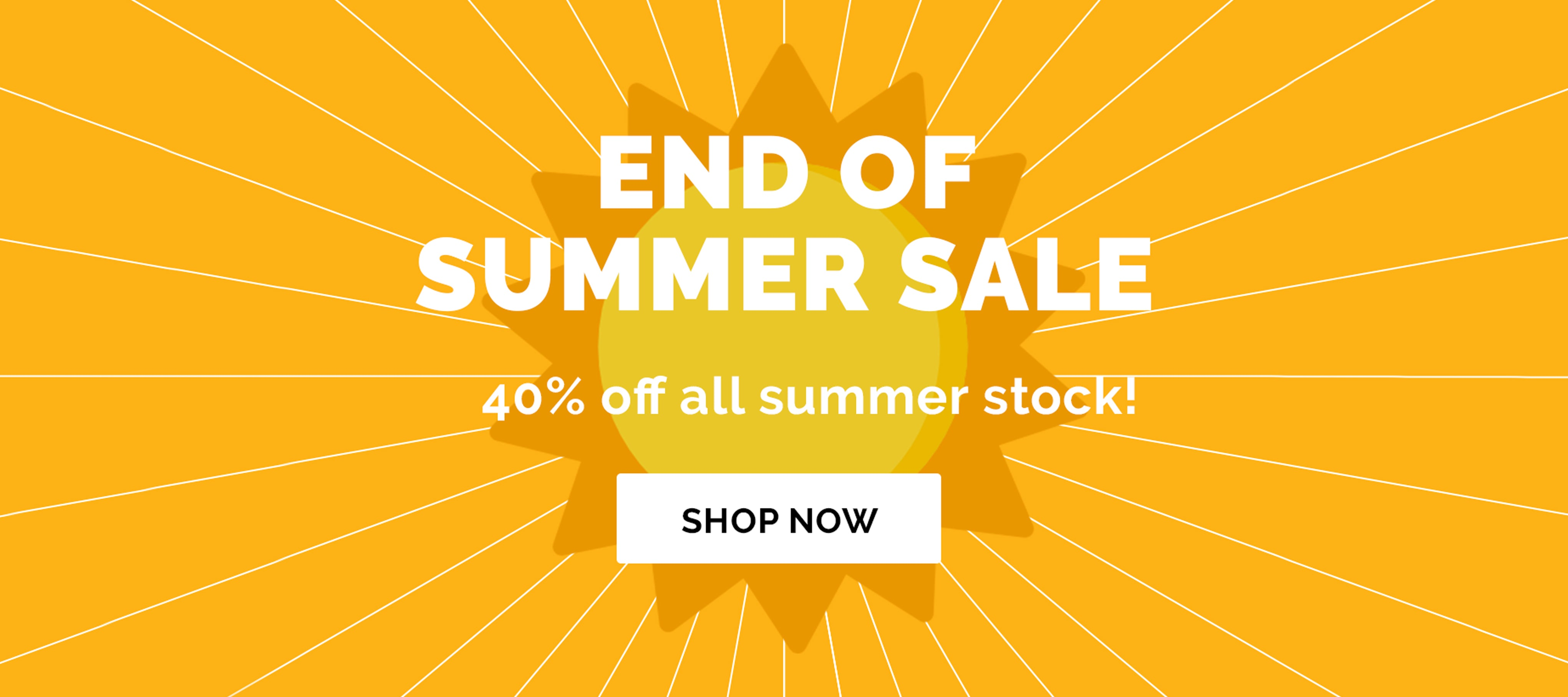 Oztrail End Of Summer Sale