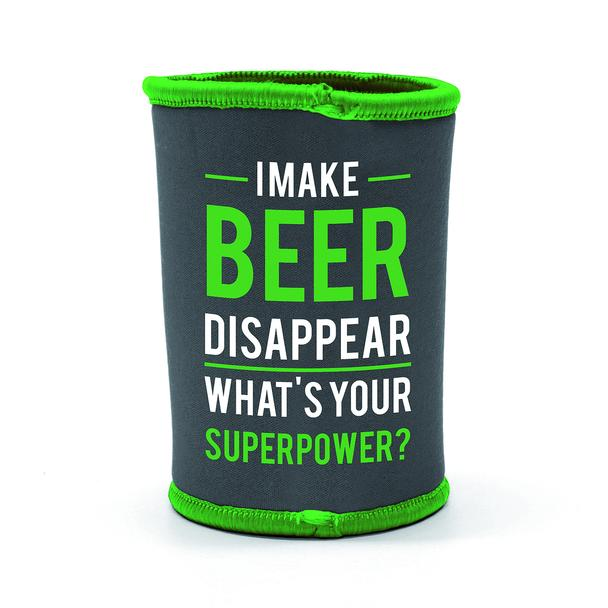 Beer Disappear Stubby Cooler - OZtrail All your Camping needs