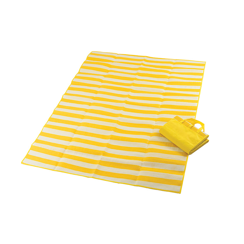Summer Stripe Jumbo Beach Mat